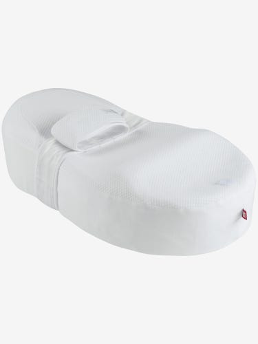 Red Castle Cocoonababy® Pod Support Nest White