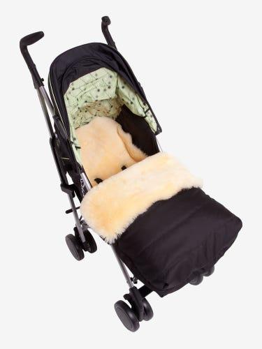 Lamb Fleece Buggy Snuggler