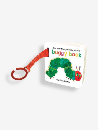 The Very Hungry Caterpillar Buggy Book