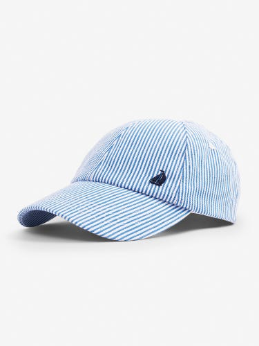 Striped Baseball Cap