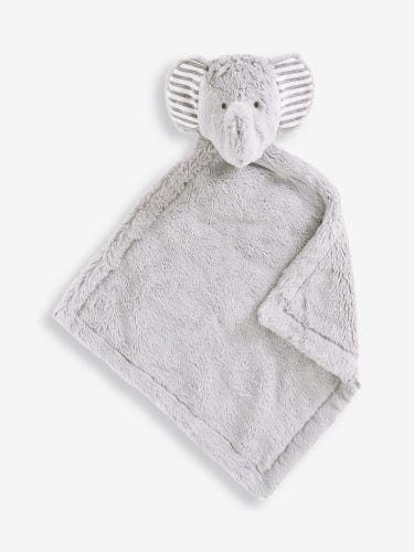 Plush Elephant Blankie