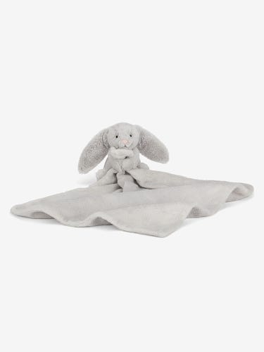 Jellycat Silver Bunny Soother