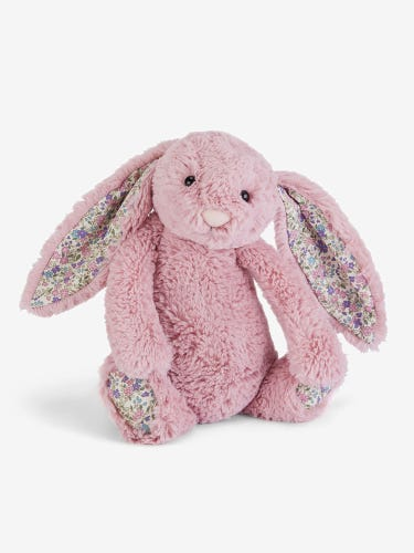 Jellycat Blossom Small Pink Tulip Bunny