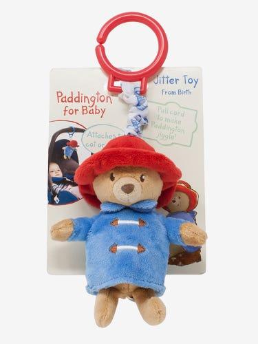 Paddington Bear Jiggle Pram Toy