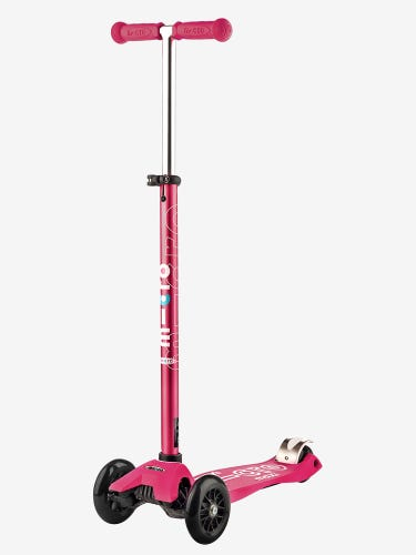 Maxi Micro Deluxe Scooter Pink