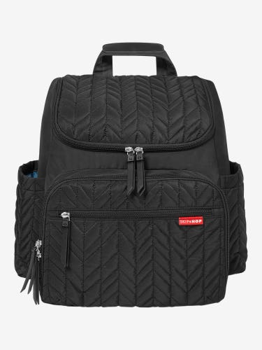 Skip Hop Forma Backpack Jet Black