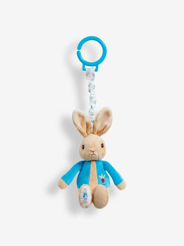 Peter Rabbit Attachable Jiggle Toy