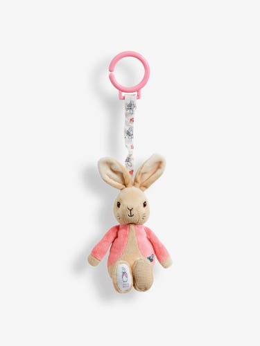 Flopsy Bunny Attachable Jiggle Toy