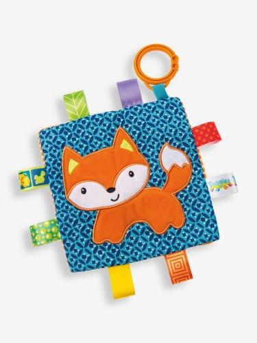 Taggies Crinkle Blanket Fox