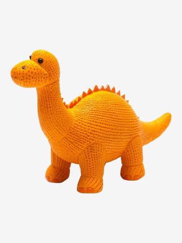 Dinosaur Natural Rubber Teether Diplodocus