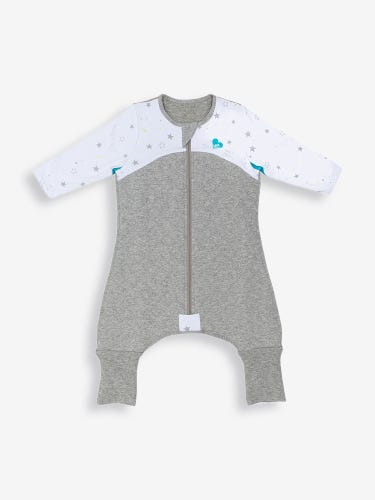 Love to Dream Sleepsuit 2.5 Tog White