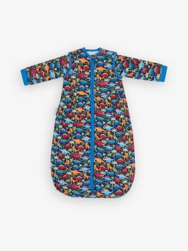 Dinosaur Print Cosy 3.5 Tog Baby Sleeping Bag