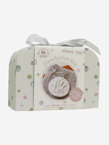 Buttonbag Baby Handprint Kit