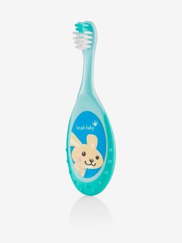 FlossBrush Toothbrush 0-3 Years