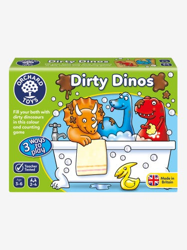 Orchard Toys Dirty Dinos Game