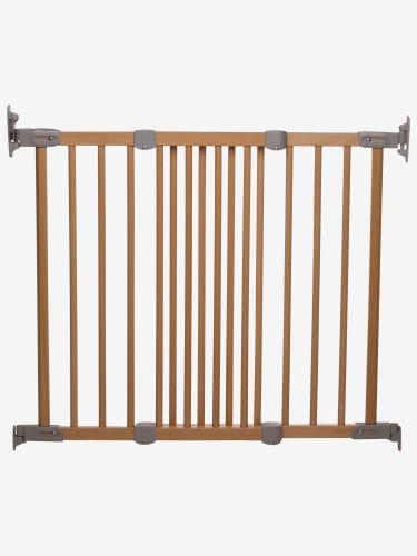 BabyDan Elin Flexible Wooden Safety Gate Natural