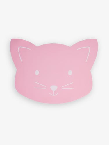 Cat Shaped Silicone Place Mat
