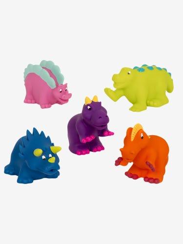 Battat Dinosaur Bath Buddies