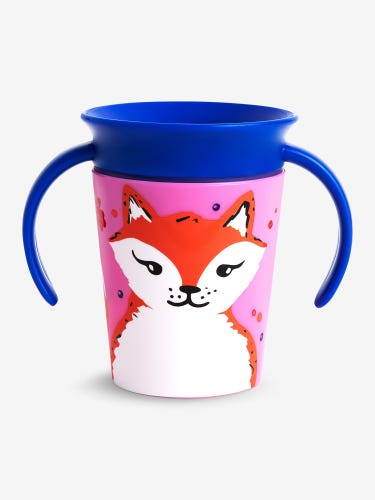Munchkin Miracle® 360ᵒ Eco Trainer Cup Fox