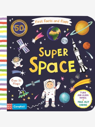 First Facts and Flaps: Super Space