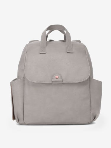 Babymel Robyn Convertible Backpack Pale Grey