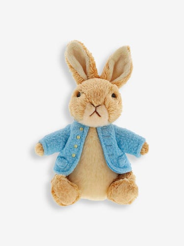 Peter Rabbit Soft Toy Small