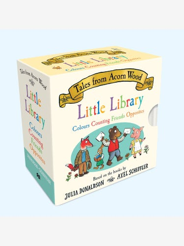 Tales of Acorn Wood Little Library Books