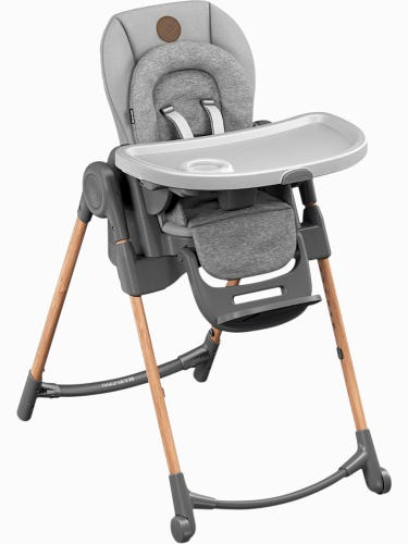 Maxi Cosi Minla Highchair Essential Grey