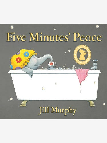 Five Minutes Peace Board Book