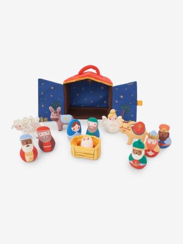 Soft Nativity Set