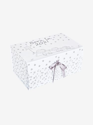 Born in 2021 Keepsake Box