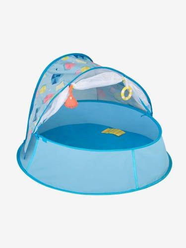 Babymoov Aquani 3-in-1 Anti UV Tent, Play Area & Paddling Pool