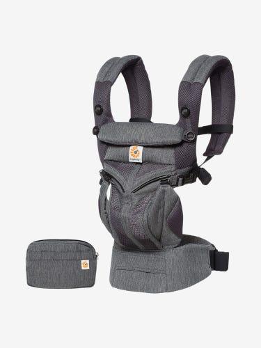 Ergobaby Omni 360 Cool Air Mesh Baby Carrier Grey