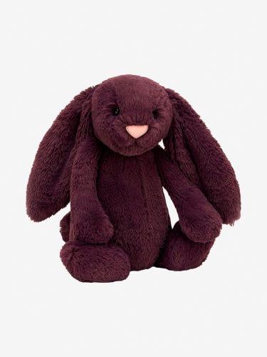 Jellycat Medium Plum Bashful Bunny