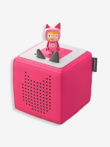 Toniebox Starter Set with Creative Tonie - Pink