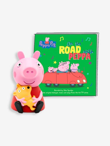 Tonies On the Road with Peppa Pig Tonie Audio Character