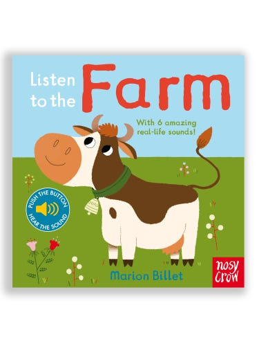 Listen to the Farm Book