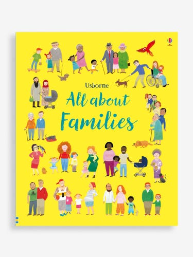 All About Families Book