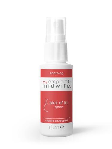 My Expert Midwife Sick of it Spritz 50ml