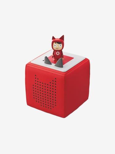 Toniebox Starter Set with Creative Tonie - Red