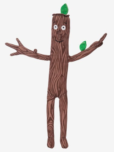 Aurora Stick Man Plush Toy