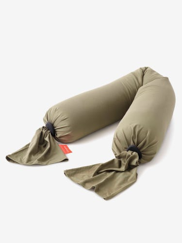 Bbhugme Pregnancy Pillow Dusty Olive