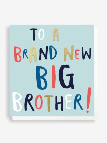 Caroline Gardner Big Brother Card
