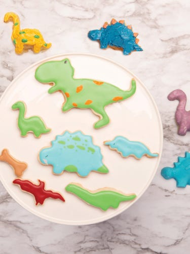 Gusto Dinosaur Cookie Cutters