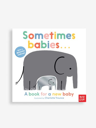 Sometimes Babies Book