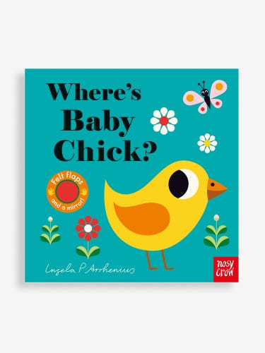 Where's Baby Chick? Book