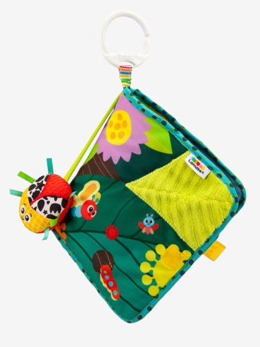 Lamaze Bitty Bug Book