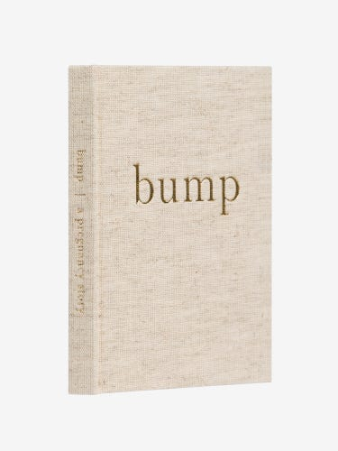 Bump. A Pregnancy Story Journal