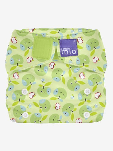 Bambino Mio Miosolo All in One Reusable Nappy - Apple Crunch