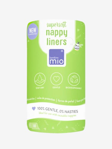 Bambino Mio Supersoft Nappy Liners